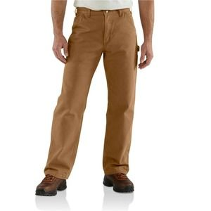 Carhartt Washed Duck Pants Size 44x30